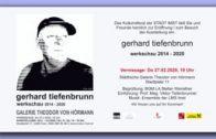 Vernissage in der Galerie Theodor von Hörmann