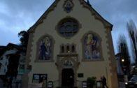 Bischofsbesuch in der Johanneskirche
