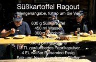 """Kochen """"Süßkartoffel Ragout"""" gekocht von Karl Zoller"""