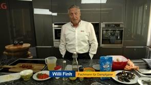 """""""Spanische Paella"""" gekocht von Willi Fink"""
