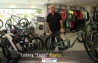 Zu Besuch bei Luggi Ruetz im Intersport Pregenzer in Prutz