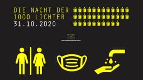 """Ankündigung """"Die Nacht der 1000 Lichter"""" in Imst"""