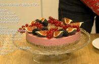Vegane Himbeer-Schoko Torte
