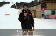 GF Bernhard Schöpf informiert über die Testpflicht bei den Bergbahnen