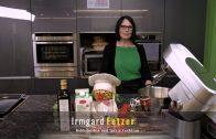 Kochen mit Irmgard Fetzer im OTV Studio Imst